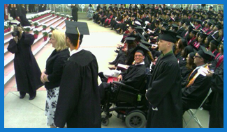 DJ of Ability | Graduation