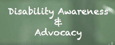 Disability Awareness & Advocacy